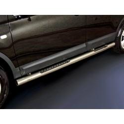 Marchepieds Nissan Qashqai (2010-2013) - Latéraux Profilé -