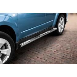 Marchepieds Subaru Forester (2008 - 2012) - Latéraux Profilé -