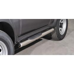 Marchepieds Suzuki Jimny (2005-2012) - Latéraux avec revêtement en plastique anti-dérapant -
