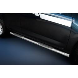 Marchepieds Toyota RAV4 (2010-2013) - Latéraux avec revêtement en plastique anti-dérapant -