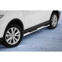 Marchepieds Toyota RAV4 (2013-2015) - Latéraux Profilé -