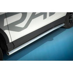 Marchepieds Toyota RAV4 (2015 -) - Rond Latéraux -