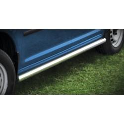 Marchepieds VW Caddy (2010-) - Rond Latéraux -