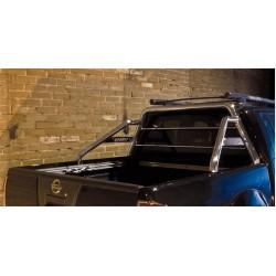 Rollbar Nissan Navara (2010-2015) - Arceau de benne avec grille -