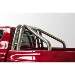 Rollbar Toyota Hilux (2015-) - Arceau de benne double avec barre de protection -
