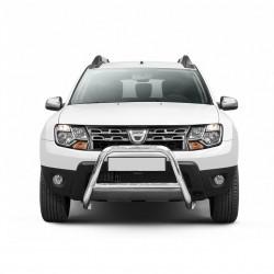 Pare-buffle avec barre transversale Dacia Duster