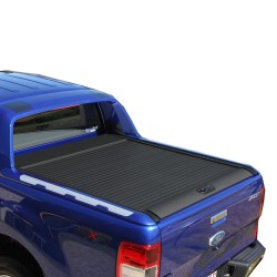 Couvre Benne Volet coulissant Ford Ranger Wildtrack Double Cabine (2012-2016)