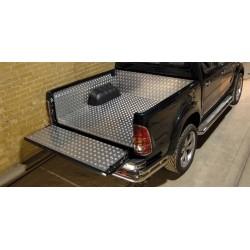 Protection de Benne Aluminium Ford Ranger (2012-2016)