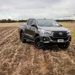 Couvre benne couvercle en ABS Toyota Hilux (2018-)