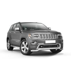 Barre pare buffle sans plaque de protection Jeep Grand Cherokee (2015-)