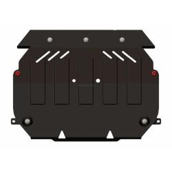 Plaque de protection moteur et boite de vitesses Mitsubishi Outlander (2012-2015)