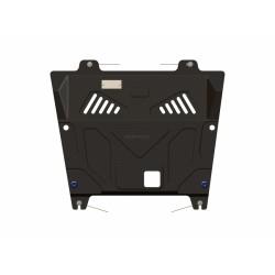 Plaque de protection moteur et boite de vitesses Nissan Qashqai (2013-2017)