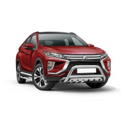 Pare-buffle avec plaque de protection Mitsubishi Eclipse Cross