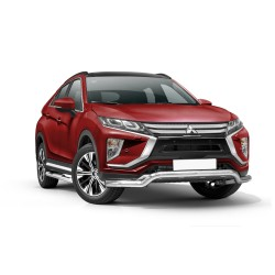 Barre pare buffle sans plaque de protection Mitsubishi Eclipse Cross (2017-)