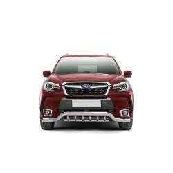 Barre Pare-buffle avec grille Subaru Forester (2013-)