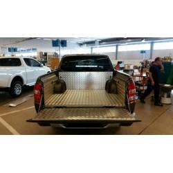 Protection de benne aluminium Fiat Fullback (2015-)