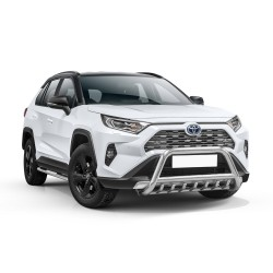 Pare-buffle avec grille Toyota RAV4 (2018-)