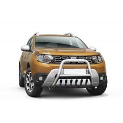 Pare-buffle avec plaque de protection Dacia Duster (2018-)