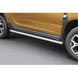 Marchepieds Dacia Duster (2018 -) - Rond Latéraux -