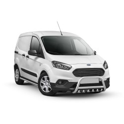 Pare-buffle avec grille Ford Courier (2018-)