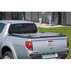 Couvre benne couvercle en aluminium Mitsubishi L200 (2009-2015)