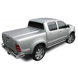 Couvre benne couvercle en ABS Toyota Hilux (2015-2018)