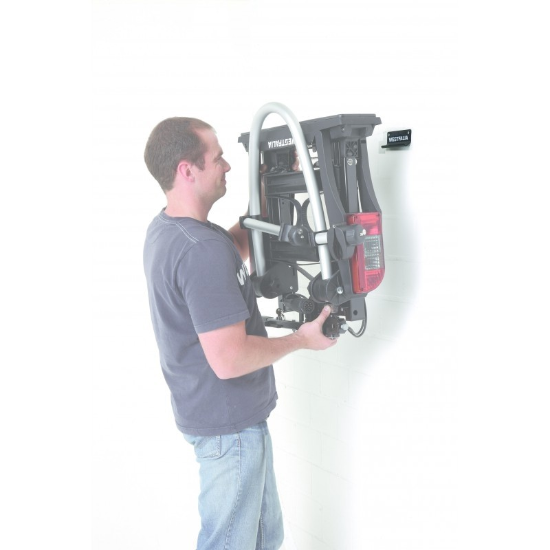 Support mural pour porte v los bc 60 attelage accessoire - Porte velo mural vertical ...