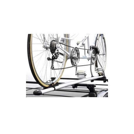 Porte-vélo tandem sur barre de toit - ROMA TANDEM-