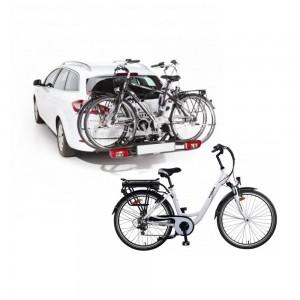 Porte-vélos pour vélo électrique