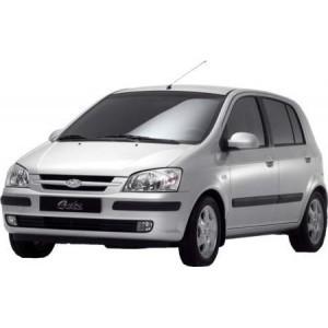Hyundai GETZ de 2002 à 2005
