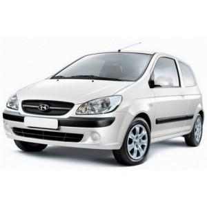 Hyundai GETZ à partir d'octobre 2005