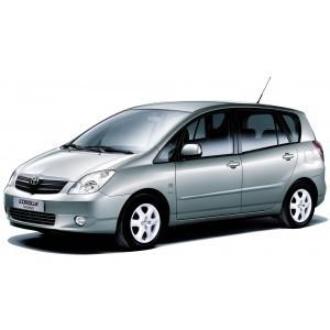 Corolla Verso de 2001 à 2004