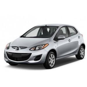 Mazda 2 d'octobre 2007 à mai 2015