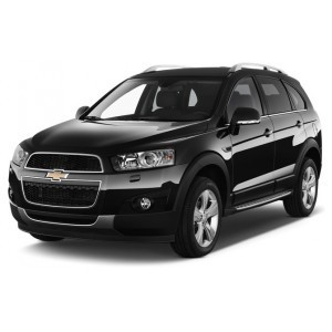 Chevrolet Captiva à partir d'avril 2013