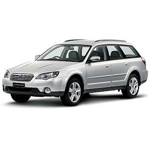 Subaru Outback (BP) de 2003 à 2009