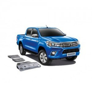 Plaque de protection Hilux (2015-2018)