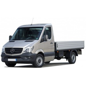 MERCEDES SPRINTER CHASSIS-CABINE
