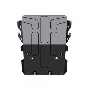 Plaques de protection Jumper (2006-2014)