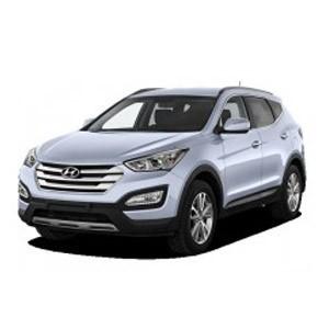 Hyundai SANTA FÉ III de 2012 à 2015